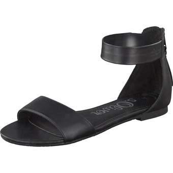 oliver sandale in schwarz. Black Bedroom Furniture Sets. Home Design Ideas