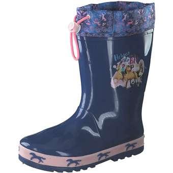 - Spirit Gummistiefel Mädchen blau - Onlineshop Schuhcenter