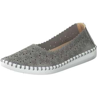 Slipper - Studio London Slipper Damen grau  - Onlineshop Schuhcenter
