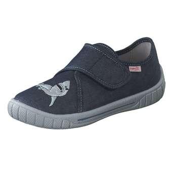 - Superfit Bill Hauschuhe Jungen blau - Onlineshop Schuhcenter