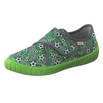 Hausschuhe - Superfit Bill Hausschuhe Damen grün  - Onlineshop Schuhcenter