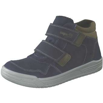 - Superfit Earth Jungen blau - Onlineshop Schuhcenter