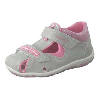Minigirlschuhe - Superfit Fanni Mädchen grau - Onlineshop Schuhcenter