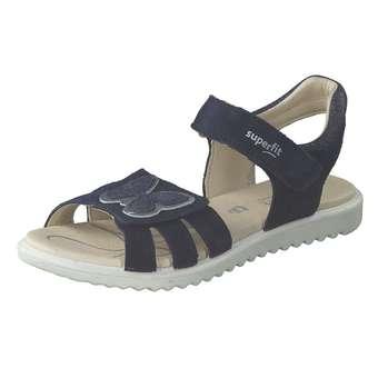 Minigirlschuhe - Superfit Maya Mädchen blau - Onlineshop Schuhcenter