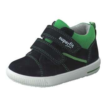 - Superfit Moppy Jungen blau - Onlineshop Schuhcenter
