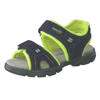 - Superfit Scorpius Jungen blau - Onlineshop Schuhcenter