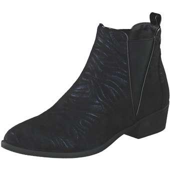 Stiefel - Sylvine Chelsea Boots Damen schwarz  - Onlineshop Schuhcenter