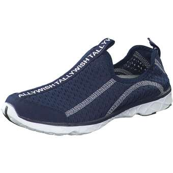 Tallywish Bade Sneaker Damen blau |