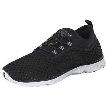 Tallywish Bade Sneaker Damen schwarz |