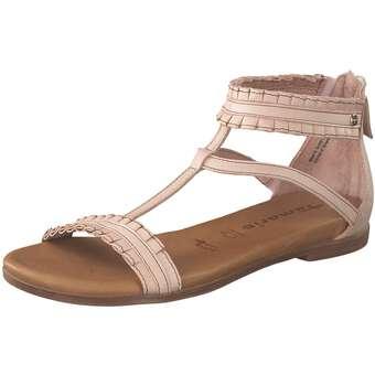 Tamaris Sandale Damen rosa