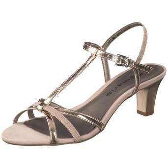 Sandalen für Frauen - Tamaris Sandale Damen rosa  - Onlineshop Schuhcenter