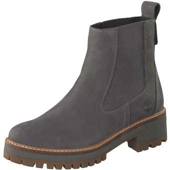 Timberland Courmayeur Chelsea Boots grau