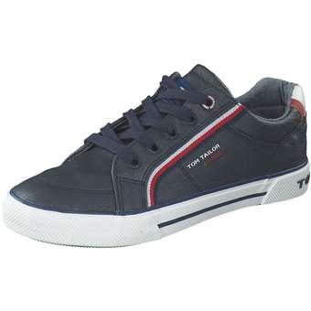 - Tom Tailor Schnürsneaker Jungen blau - Onlineshop Schuhcenter