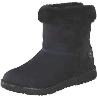 Tom Tailor Winter Boots Damen blau | Schuhe > Boots > Winterboots | Tom Tailor