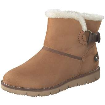 Tom Tailor Winter Boots Damen braun