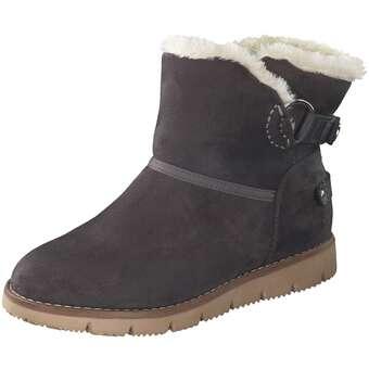 Tom Tailor Winter Boots Damen grau