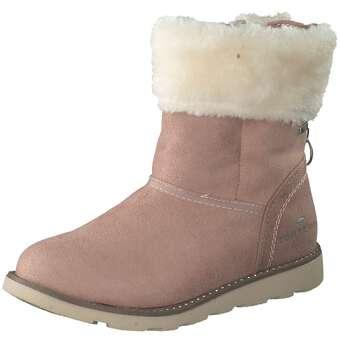- Tom Tailor Winter Boots Mädchen rosa - Onlineshop Schuhcenter
