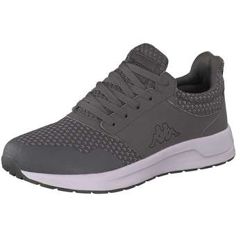 Kappa Tray II Sneaker grau