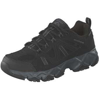 Skechers Trekking Herren schwarz | Schuhe > Sportschuhe > Outdoorschuhe | Schwarz | Textil | Skechers