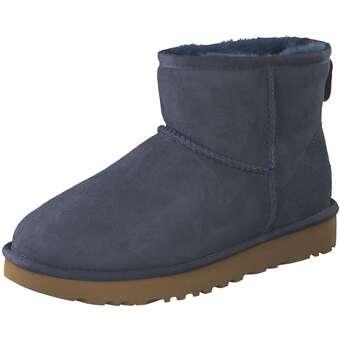 UGG - Classic Mini Boots - blau