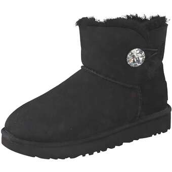 UGG - Mini Bailey Bling Boots - schwarz