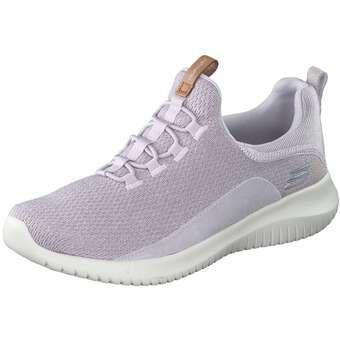 Sportschuhe für Frauen - Skechers Ultra Flex New Season Damen lila  - Onlineshop Schuhcenter