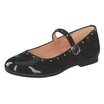 Minigirlschuhe - Unisa Camba Ballerina Mädchen schwarz - Onlineshop Schuhcenter