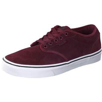 MN Atwood Suede Sneaker Herren rot