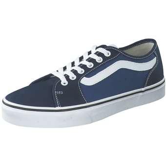 Vans MN Filmore Decon Sneaker blau
