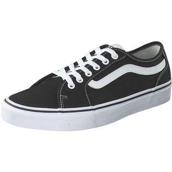 Vans MN Filmore Decon Sneaker schwarz