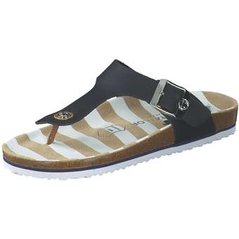 Tom Tailor Zehentrenner Damen blau   Schuhe > Sandalen & Zehentrenner > Zehentrenner   Tom Tailor