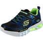 Skechers S Lights Flex Glow Sneaker  schwarz