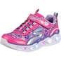 Skechers S Lights Heart Lights Sneaker  pink