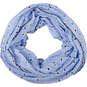 s.Oliver Loop-Schal  hellblau