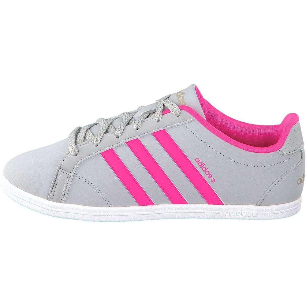 Adidas Weiße Stoffschuhe