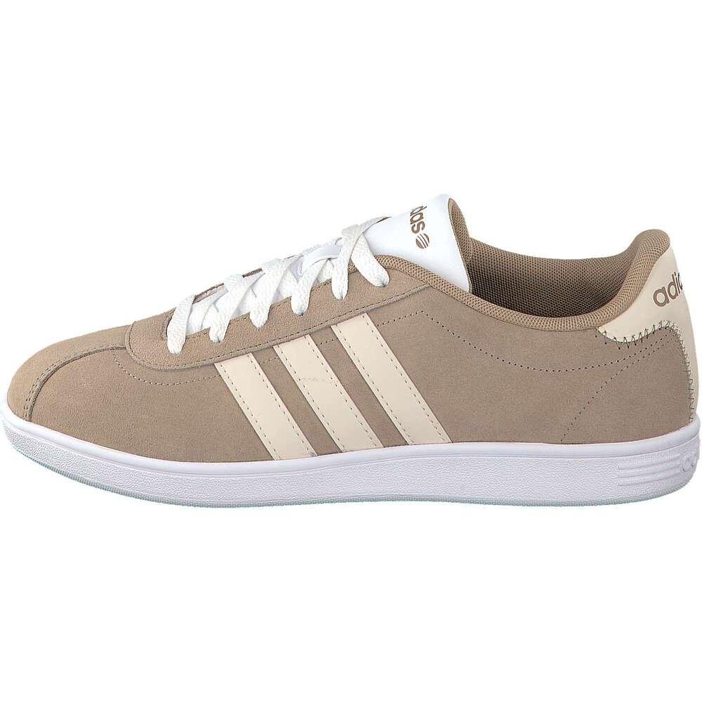 b754cdedfdc ... adidas neo vl court beige