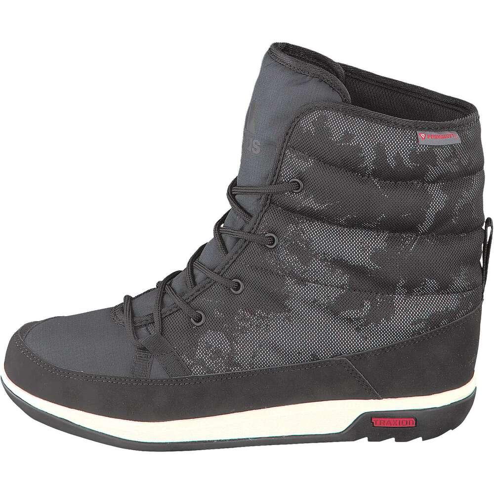 adidas winterboots choleah padded schwarz. Black Bedroom Furniture Sets. Home Design Ideas
