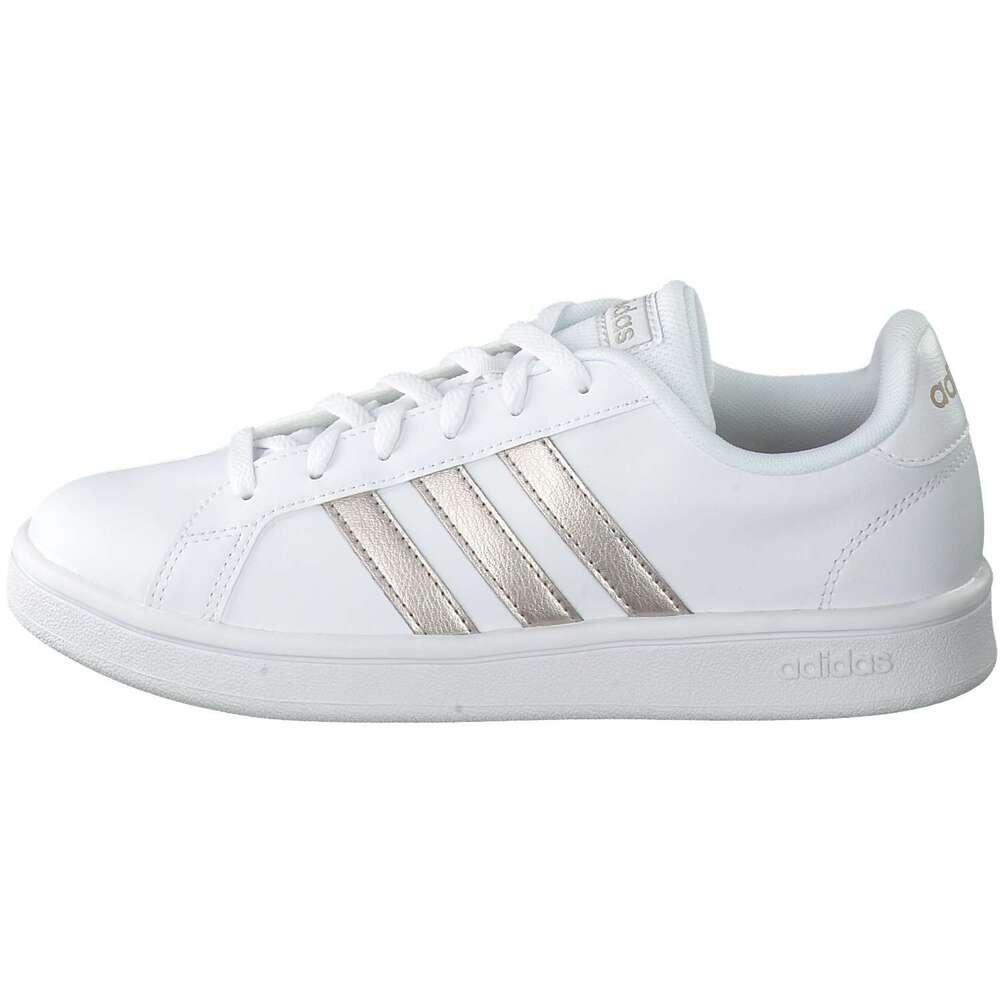 watch classic shoes superior quality adidas - Grand Court Base Sneaker - weiß | Schuhcenter.de