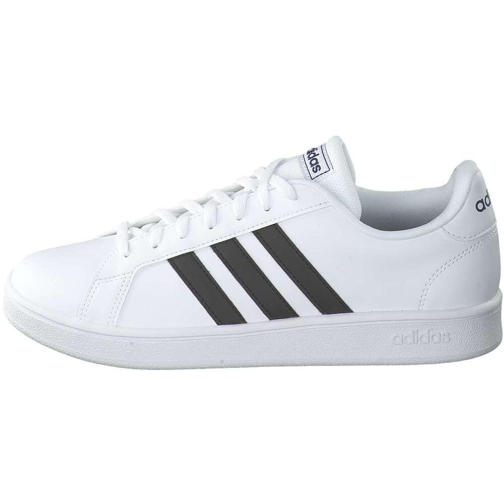 adidas Grand Court Base Sneaker weiß |
