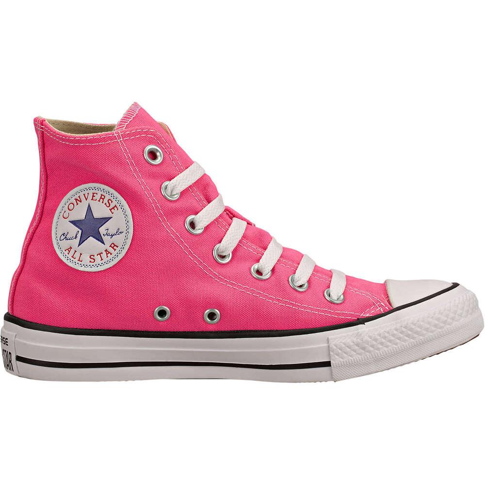 converse chuck taylor all star hi pink. Black Bedroom Furniture Sets. Home Design Ideas