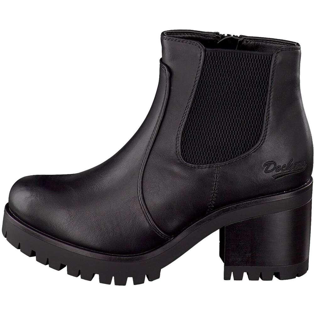 dockers damen chelsea boots in urban reduziert bei. Black Bedroom Furniture Sets. Home Design Ideas