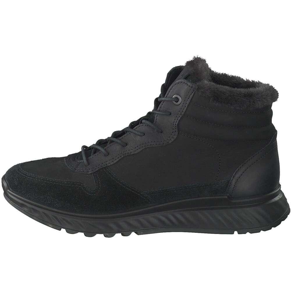 Ecco ST.1 W Winter Sneaker schwarz ❤️ |
