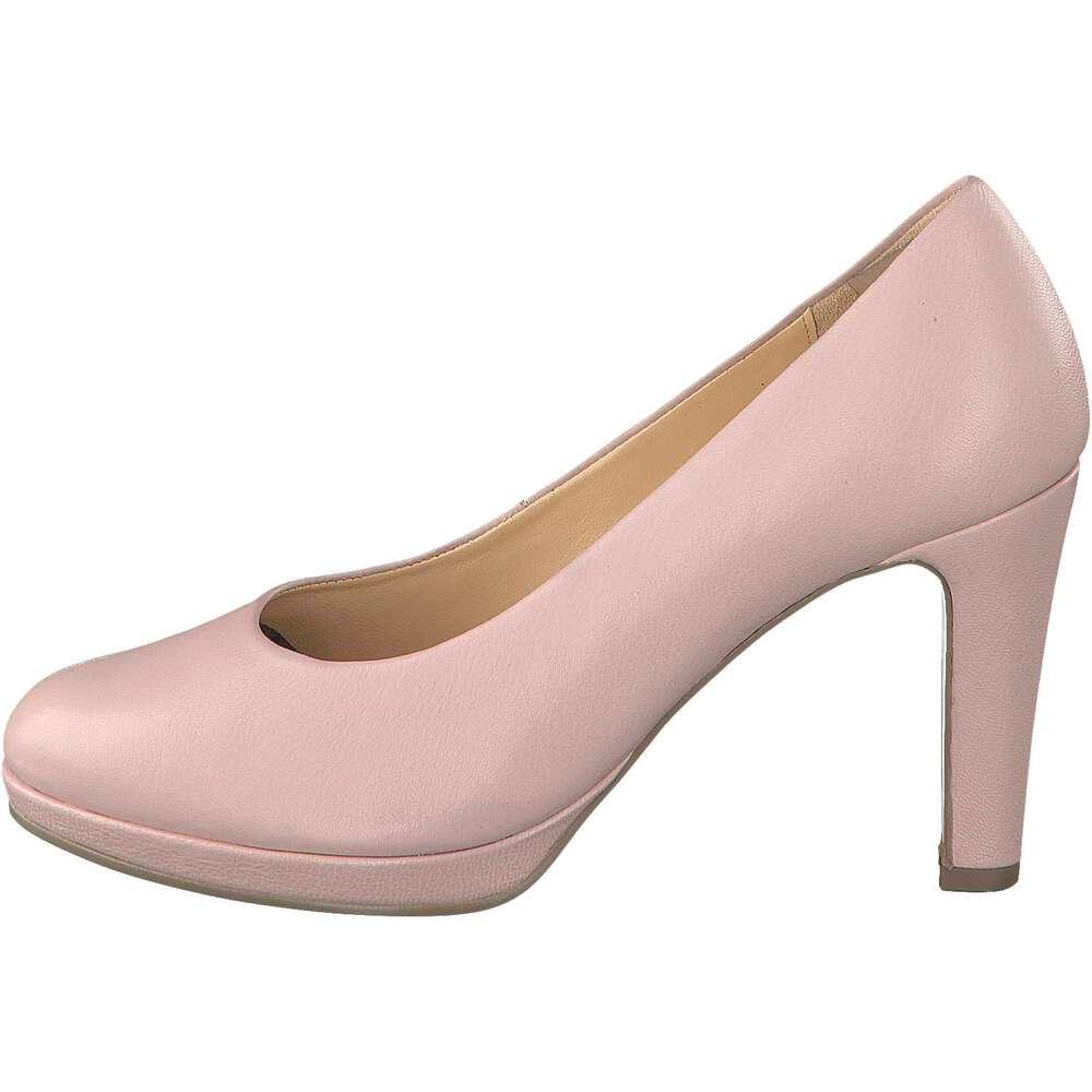 gabor damen plateau pumps pink. Black Bedroom Furniture Sets. Home Design Ideas