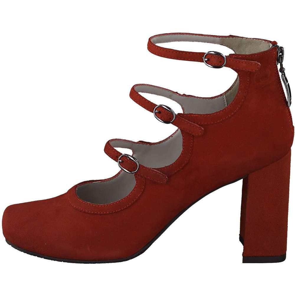 gerry weber damen victoria 03 pumps in rot reduziert bei. Black Bedroom Furniture Sets. Home Design Ideas