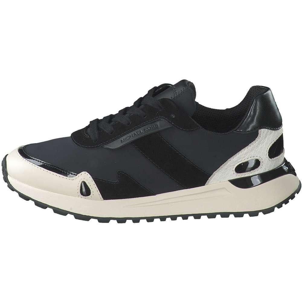 Trainer Kors Michael Schwarz Sneaker Monroe AL5j4R