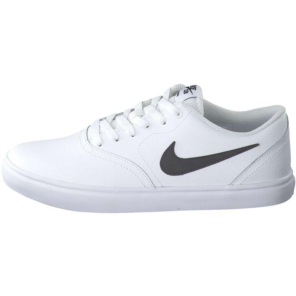 Nike Check Solar Skate Weiß Schuh Sb WdxrBCeo