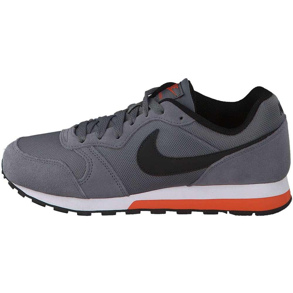 nike sportswear kinder nike md runner 2 gs sneaker in grau reduziert bei. Black Bedroom Furniture Sets. Home Design Ideas