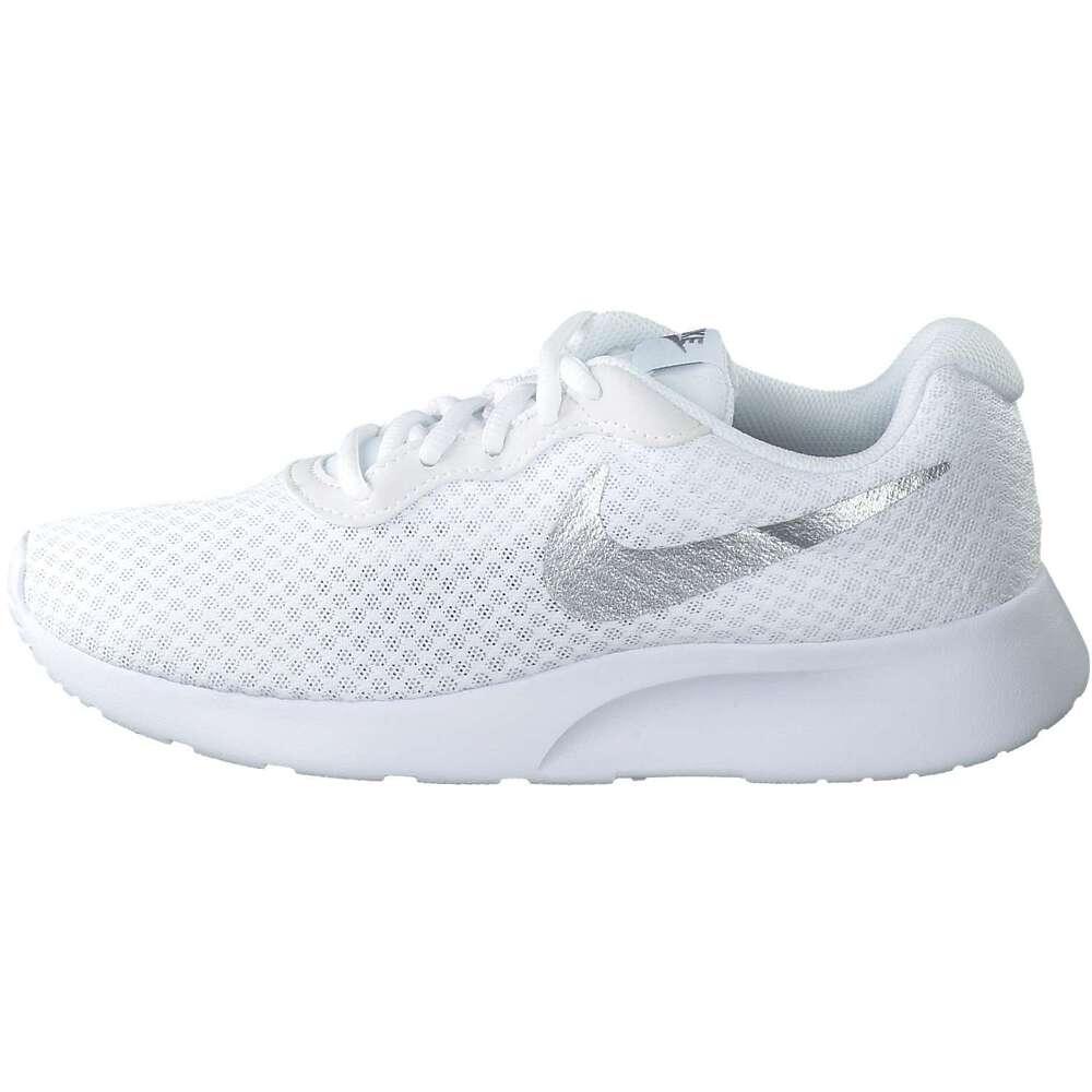 Nike Sportswear - WMNS Tanjun Sneaker - weiß