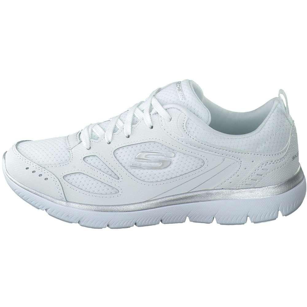skechers summits sneakers low sweiß