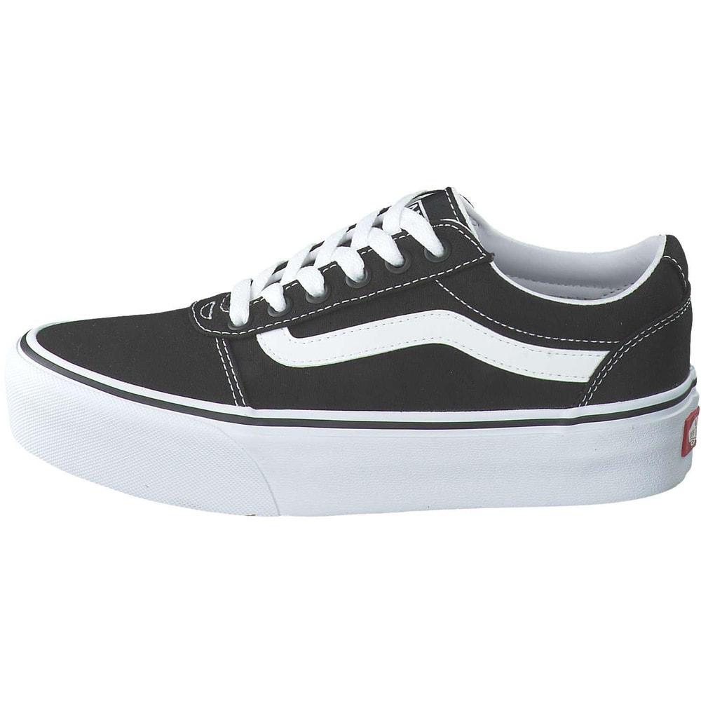 Vans WM Ward Platform Sneaker schwarz